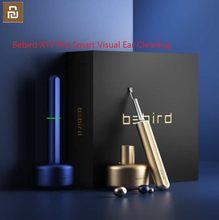 Xiaomi Bebird X17 Pro Smart Visuelle Ohr Reinigung Endoskop In-Ohr 300W Mini Kamera Otoskop Endoskop 33 in 1 ohr Pick Löffel Werkzeug