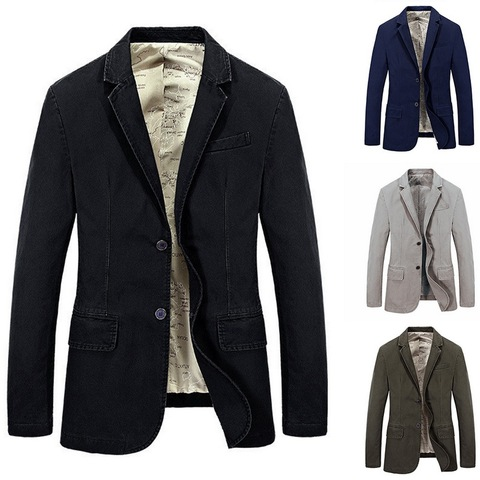 2019 New Men Blazer Suits For Men Tops High Quality Blazers Slim Fit Formal Party Work Outwear Coat Costume Masculino Plus Size Multan