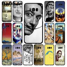 Babaite Salvador Dali Art Painting Phone Case for Samsung Galaxy S10E S7 Edge S9 S8 S10plus S6 S10Lite S5 M10 20(China)