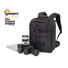 Transporte rápido lowepro pro runner 350 aw bolsa de ombro saco da câmera colocar 15.4 portátil com todos os tempos capa chuva