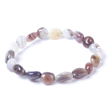 Fashion jewelry 6X8mm Persian Gulf agate bracelet for attractive amulet men and women