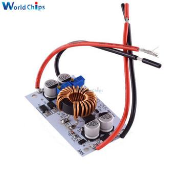 500W 10A Boost Step Up Power Supply DC8.5V-48V to 10-50V Boost Converter Voltage Regulator Constant CC CV Aluminum Plate image