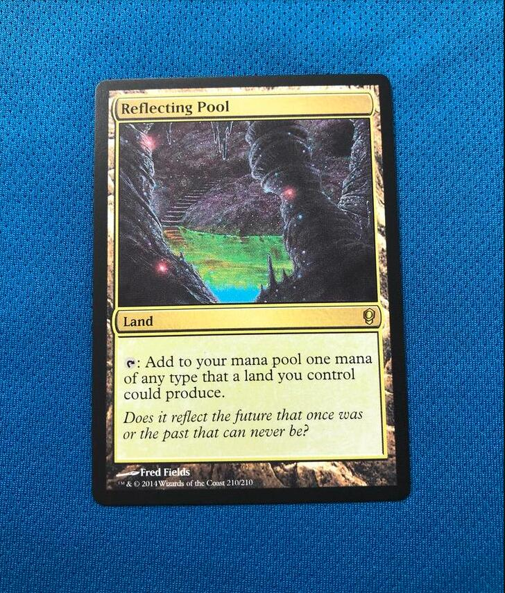 Reflecting PoolConspiracy Magician ProxyKing 8.0 VIP The Proxy Cards To Gathering Every Single Mg Card.