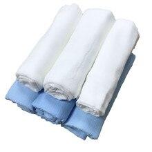 Reusable Nappies Washable Diaper Inserts Muslin Cotton Newborn Baby Swaddle Wrap Textile Cloth Diaper Infant boys Bath Towel