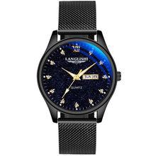 Langlishi 2020 relogio masculino часы для мужчин модные спортивные