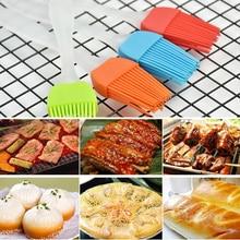 Силиконовая кисточка для выпечки торта барбекю инструменты Экологичная Кухня барбекю масло для хлеба щетка крем для пиццы жаропрочная посуда для готовки кухонная посуда