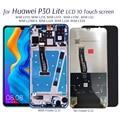 Дисплей для Huawei P30 Lite MAR-LX1M LX1A LX2 L21MEA LX3A, ЖК-дисплей с 10 сенсорными экранами для P 30 Lite, сменный ЖК-экран