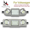 1pcs 48smd LED car interior dome light For Volkswagen VW Golf4 5 6 Plus Passat Jetta Sharan Tiguan Touran LED Room Reading Light