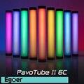 Nanlite PavoTube II 6C светодиодный RGB светильник трубки Портативный ручной фотографии светильник ing Stick CCT Режим фото видео мягкая светильник