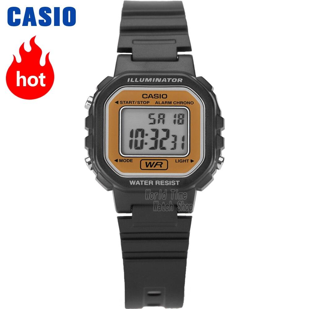 Casio montre les montres des femmes top marque de luxe ensemble étanche Quartz LED montre-bracelet femme Sport Nouveau petit dames regarder relogio montre numérique feminino reloj mujer bayan kol saati zegarek damski