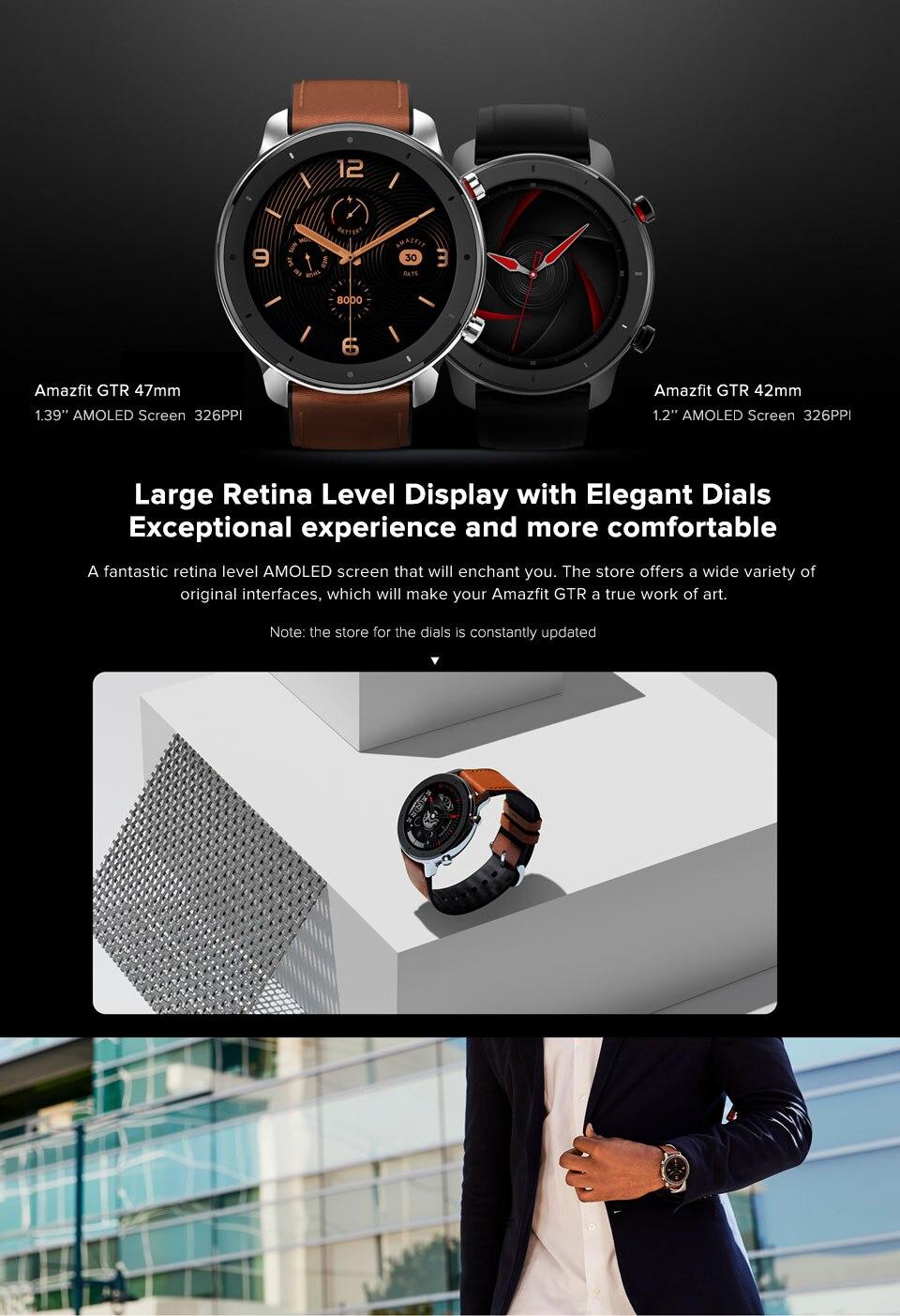 Amazfit GTR Smartwatch_03