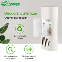 Sterhen Bathroom Air Freshener Home Air Ozone Generator Small Air Purifier  For Home Deodorize