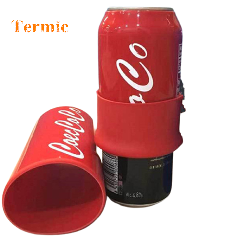 355/500ml Hide a Beer Can Cover Cola Beer Bottle Cup Cover Sleeve Case Can Bottle Holder Thermal Bag For Camping Travel Hiking