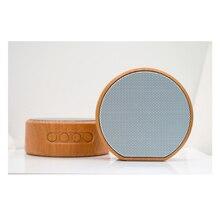 ABDO A60 Wood Grain Wireless Bluetooth Speaker Portable Mini Subwoofer speaker