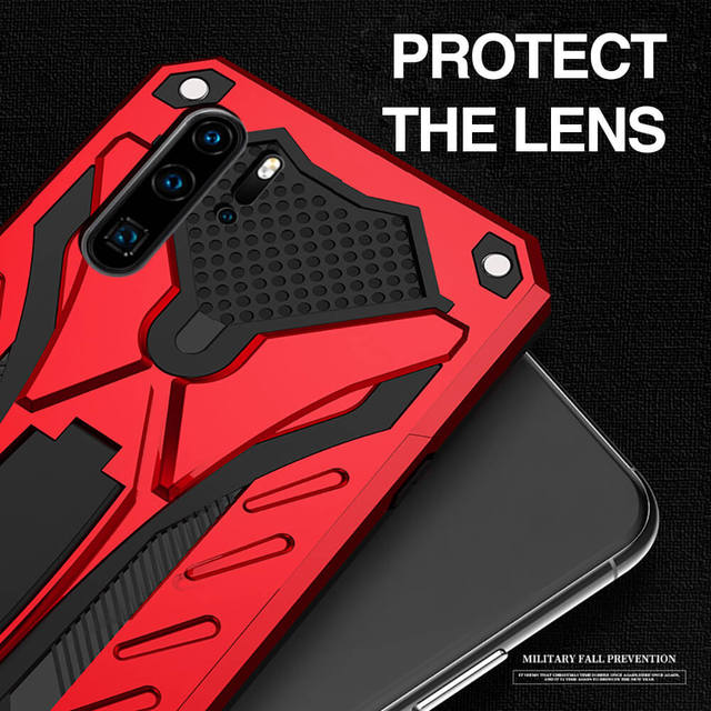 Antiurto Cassa Del Telefono di Vibrazione per Huawei P40 Lite P30 Pro P smart Z P20 Compagno 30 Pro Molle Della Copertura Posteriore su Hawei P40 Luce P 40 P 30 3D