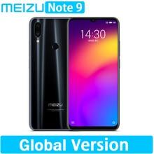 "instock meizu Note 9 48.0mp Camera 4GB RAM 64GB ROM 4G LTE Snapdragon 675 Octa Core 6.2"" 2244x1080p FHD Fingerprint"