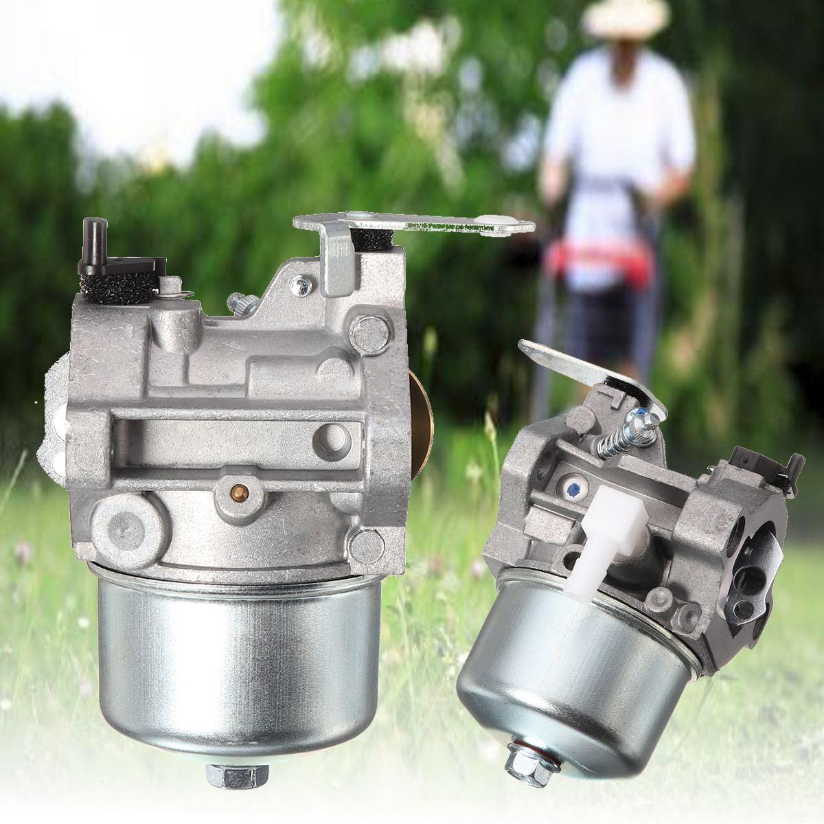 Aluminum Lawn Mower Carburetor Carb Parts Fit For Briggs Stratton 690119 694526 Snowblower Generator Recycle Mower
