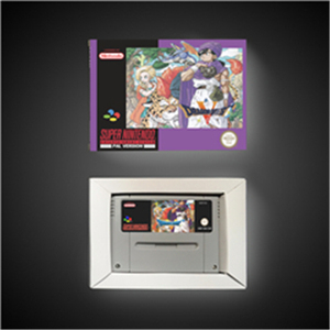 Image 1 - Batería de juego RPG Dragon Quest V 5, versión europea, ahorro con caja de venta al por menor