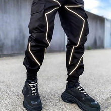 Autumn And Winter New Closing Feet Many Pockets Running Sports Pants Hip Hop Casual Overalls Men Trend Harajuku Trousers