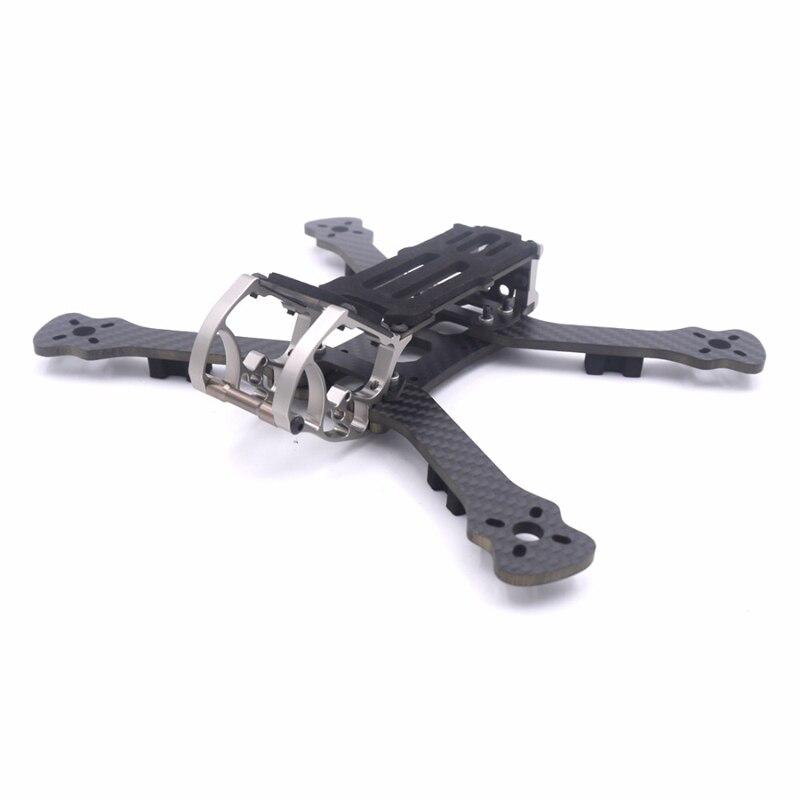 Parapluie 5 pouces 230mm/6 pouces 250mm/7 pouces 305mm en aluminium matériel Cage RC Drone FPV cadre Kit pièce de rechange bricolage Accs