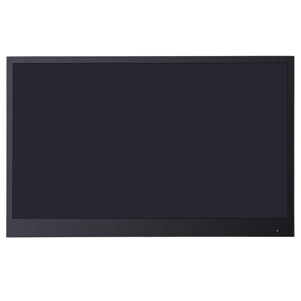 Souria-vecasting 22 cali czarny Full HD łazienka luksusowy LED inteligentny telewizor z androidem dekoracja wodoodporna Hotel używany bezramowe
