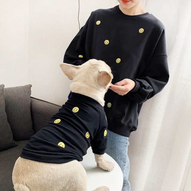 Matching Cute Sweaters for Dogs and Owners