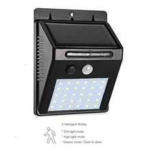 20/30 LED Solar Power Light PIR Motion Sensor 1-10pcs Solar Wall Lamp Outdoor Waterproof Energy Saving Garden Yard street Lamps 1 4pcs 30 40 led solar power lamp pir motion sensor wall light outdoor waterproof energy saving street garden yard security lamp
