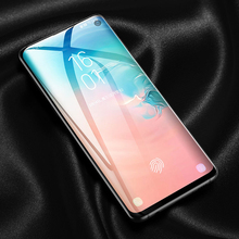 9D Curved Glass For Samsung Galaxy Note 10 Pro Tempered Glass Screen Protector Glass For Samsung Note 10 Pro a10 for galaxy a50 black gold style 0 2 mm premium tempered glass screen protector for samsung galaxy note 3