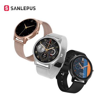 2020 NEW SANLEPUS Smart Watch Fashion Women Smartwatch Casual Men Sport Fitness Bracelet Band For Android Apple Xiaomi Honor