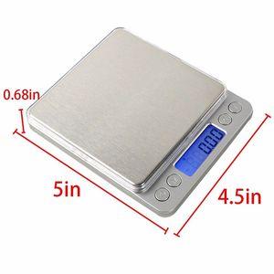 Image 4 - Цифровые карманные весы для ювелирных изделий, электронные весы с измерением в граммах, 500 г x 0,01 г