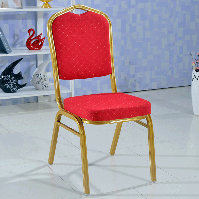 Simple Hotel Conference Chair Banquet Exhibition Wedding Banquet Stool with Backrest Dining Table Dining Chair Manufacturers Dir|  - title=