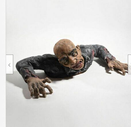 Хэллоуин страшный реквизит для дома с привидениями ужас макет ползающее тело Жуткий Маленький труп зомби призрак домашний бар Хэллоуин веч...