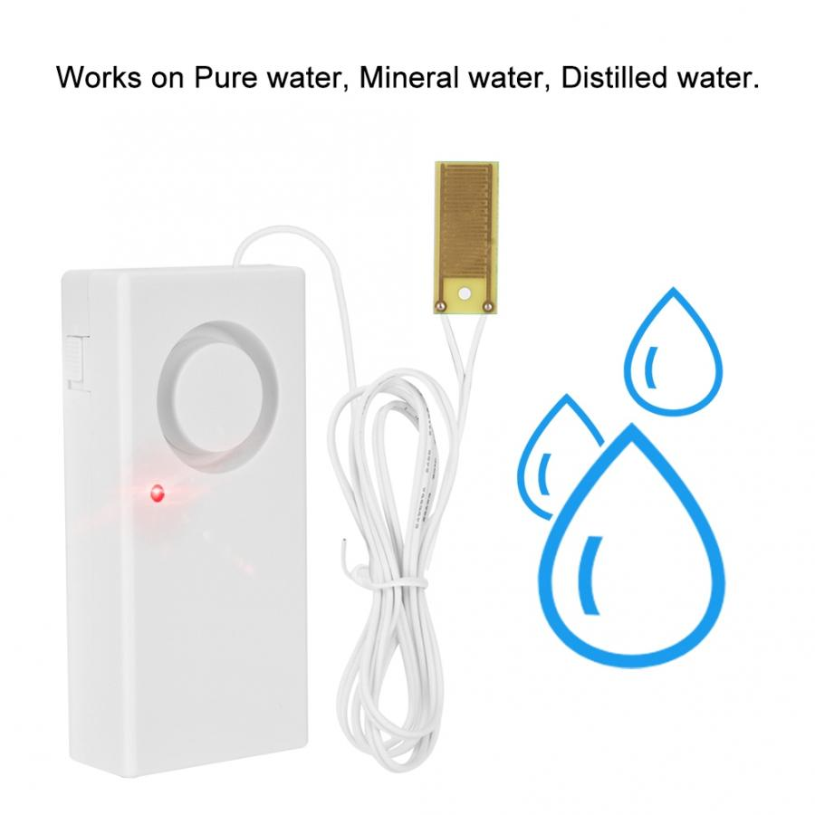 Датчик утечки воды, 120 дБ