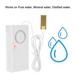 water sensor 120dB Security Water Overloop Leakage Alarm Sensor Water Level Alarm System water leak sensor