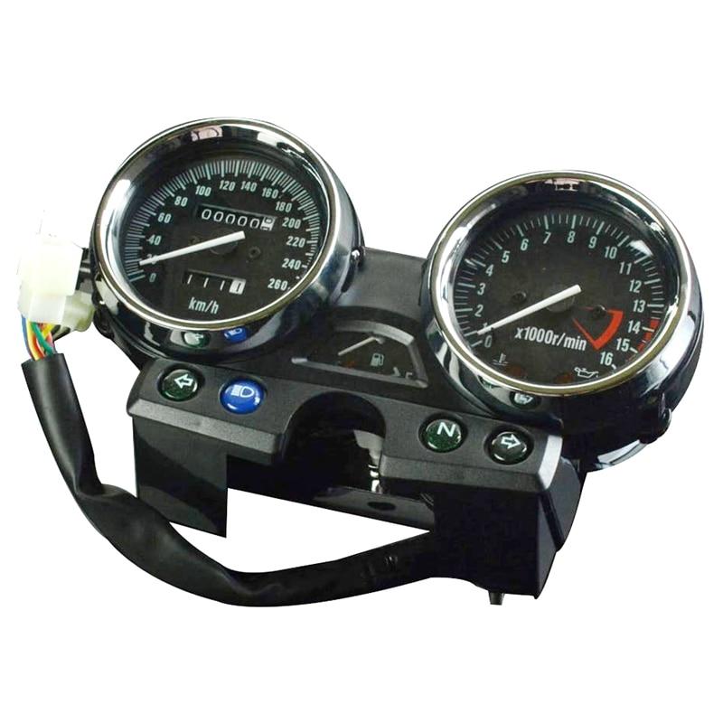 Motorfiets Meters Cluster Snelheidsmeter Kilometerteller Toerenteller voor KAWASAKI ZRX400 ZRX750