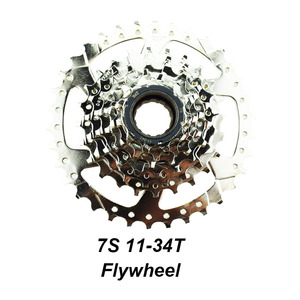 Image 5 - DRIFT MANIAC Bicycle 7S Freewheel 11 28T/11 34T 7 Speeds Flywheel For Electric Bike