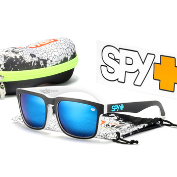 Ken Block Polarized Sunglasses Classic Square Sun Glasses 1