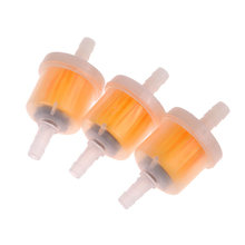 3 шт бензиновый газовый топливный масляный фильтр для скутера
