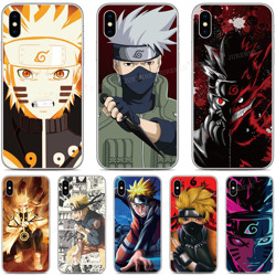 Silicone Anime Naruto Cover Cases For Doogee X95 X90 Y8C Mix 2 N20 Y9 Plus N10 Y7 Y8 X70 X60 X50 X30 X55 X60L X50L Phone Case
