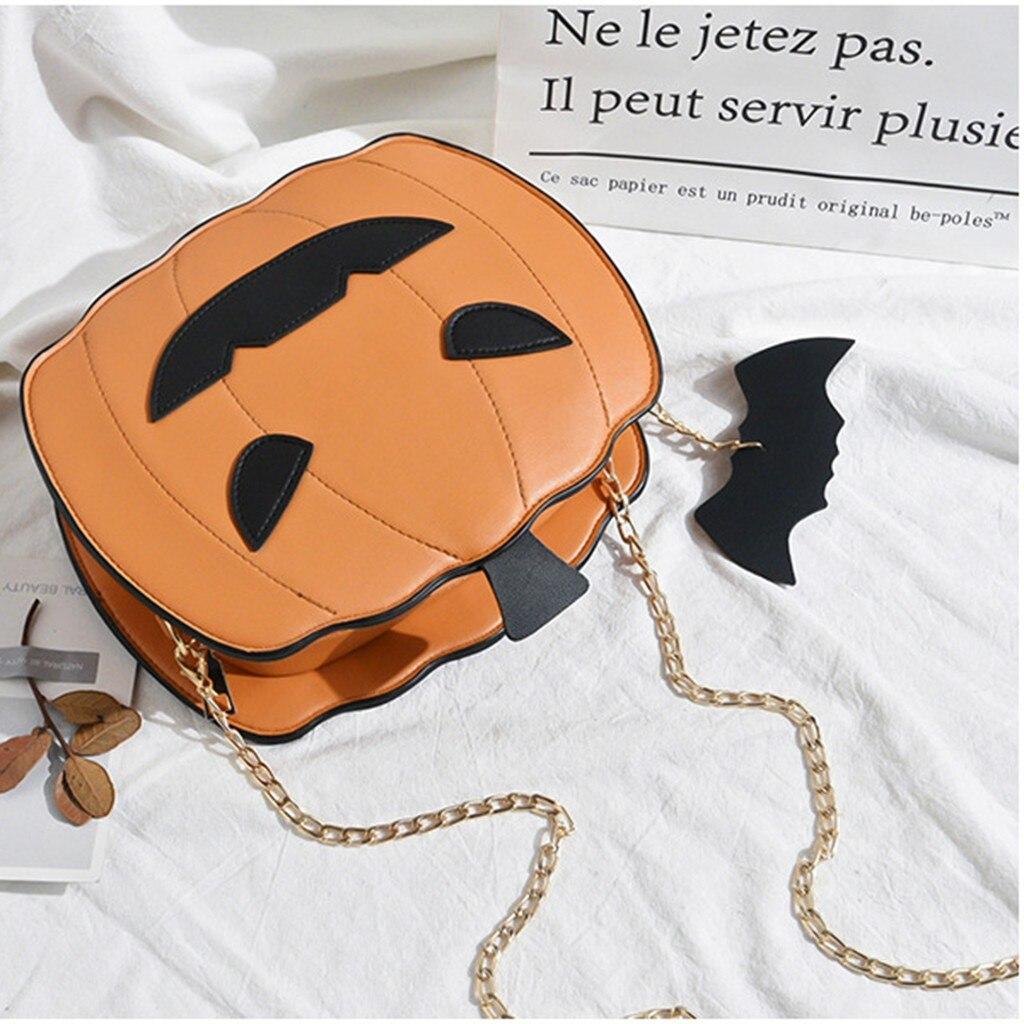 Pumpkin Handbag 4