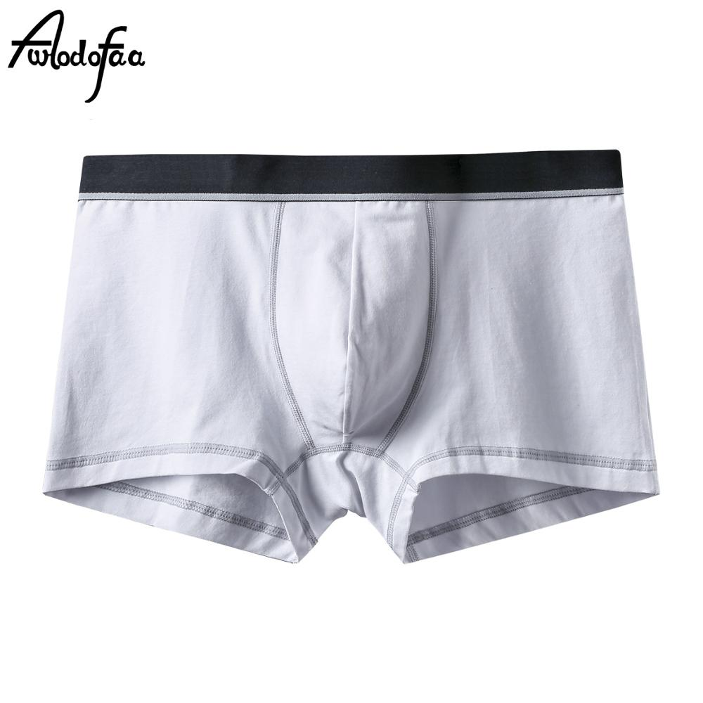 New Hot Sell Fashion Sexy Brand Quality Cotton Men's Boxers Shorts Mr. Underwear Male Boxers Men Underpant Plus Size 3XL Shorts