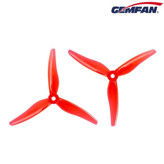 Gemfan Hurricane MCK 51466 Red