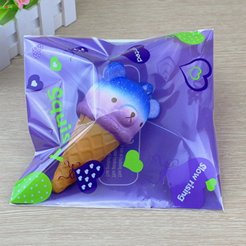 Squishy Toy Storage Organizer Container Squishies Bag Packing Gift  Accessories
