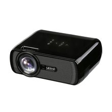 JP Plug 1080P Video Projector 2600 LM Home Cinema Theater Support 1080P HD 3D with 5.0 Inch LCD TFT Display + Free HDMI BL20 цена 2017