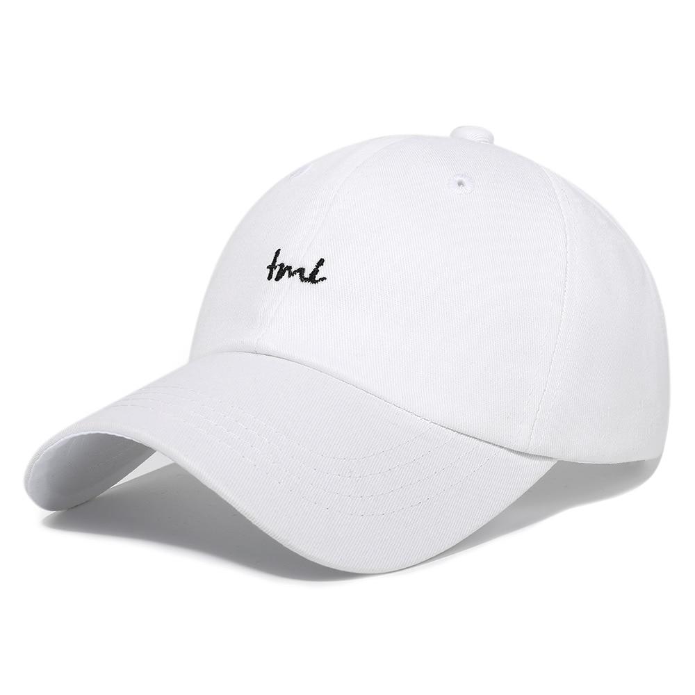 2020 High Quality Men Washed Cotton Baseball Cap Women Vintage Snapback Hat Adjustable Trucker Outdoor Caps Black Dad Hat Bone 10