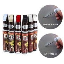 Reparação de automóveis ferramentas de cuidados de carro arranhões repairer removedor caneta pintura automática estilo do carro canetas polir pintura protetora transporte da gota