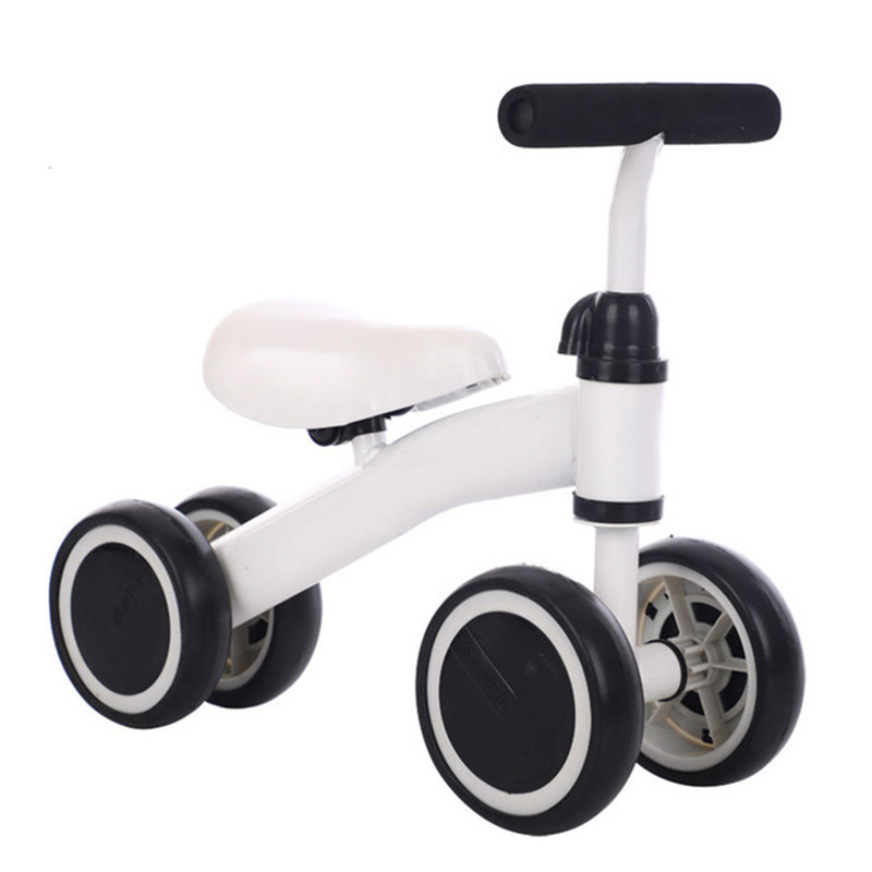 Infant Baby Balance Bike Walker Kids Ride On Toy Gift 10-24 Month Children Learning Walk Scooter Baby Bicycle Safety Stable