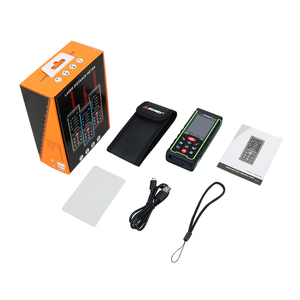 Image 5 - SNDWAY Color display 50m 164ft Digital rechargeable Laser Rangefinder laser distance meter measure tools free shipping