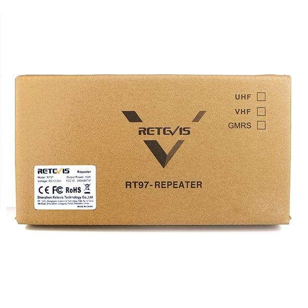 (o Repetidor Walkie UHF 24