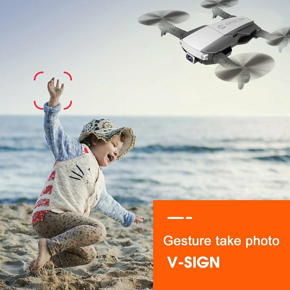 lowest price Dual Cameras Multifunctional Mini HD 4K RC Quadcopter Ptotography GPS Drone Professional Portable Aerial Auto Return Flight Path